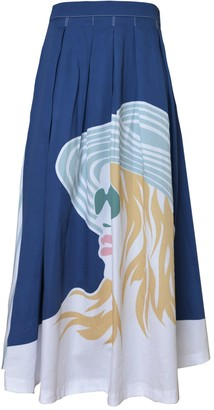 My Pair Of Jeans Viky Maxi Skirt