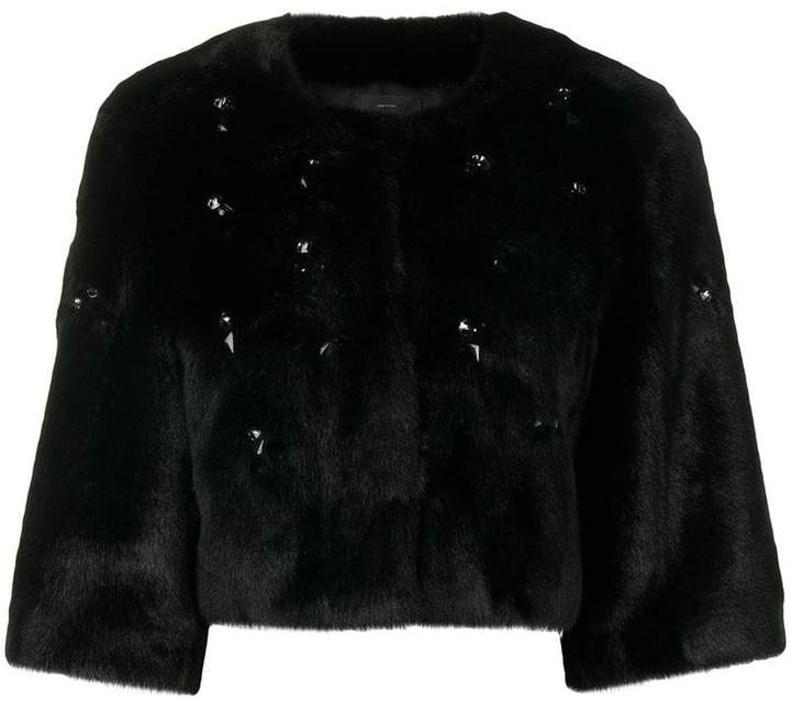 Zani faux fur jacket