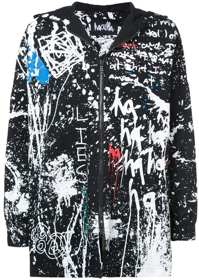 Haculla 'Paint Canvas' Jacke