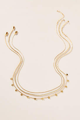 Anthropologie Larissa Layered Necklace