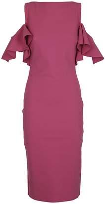 Chiara Boni Off-shoulder Dress