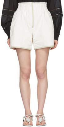 Isabel Marant Off-White Esu Shorts