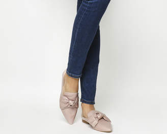 Office Fashion Week Point Bow Mules