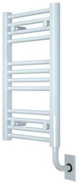 Tuzio E1101 15.5 x 25 in. Savoy Plug-In Towel Warmer - White