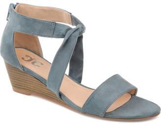 Journee Collection Women Mattie Wedges Women Shoes