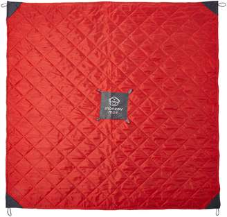 Monkey Mat: Your Portable Floor - 5' x 5' Portable Quilted Mat