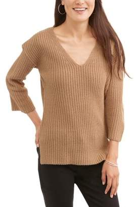 Allison Brittney Women's Cross-Back Sweater