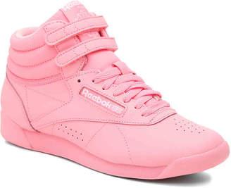 Reebok Freestyle Hi High-Top Sneaker - Women's