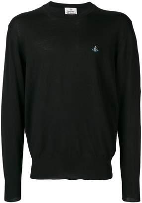 Vivienne Westwood crew neck sweater