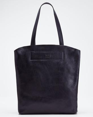 Il Bisonte Giglio Soft Leather Tote Bag