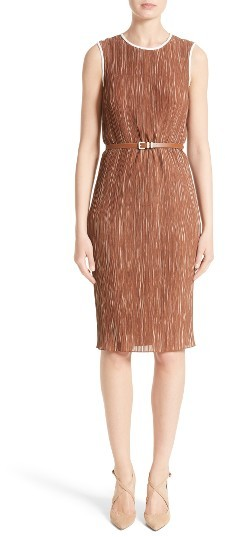Max Mara Women's Max Mara Opzione Plisse Dress