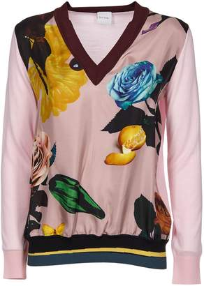 Paul Smith Classic Printed Blouse