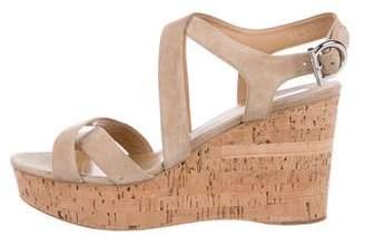 Salvatore Ferragamo Persy Wedge Sandals