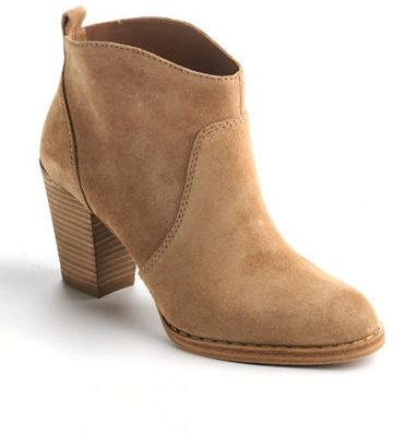 KORS MICHAEL KORS Wayland Suede Ankle Boots