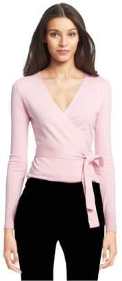 Diane von Furstenberg Ballerina Cashmere Wrap Sweater