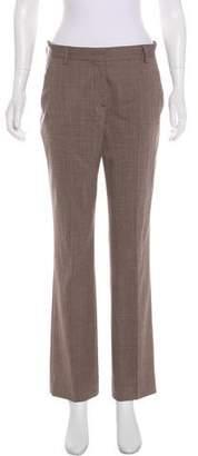 Fabiana Filippi Wool Mid-Rise Pants