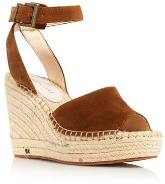 ad489f31cc6 Kenneth Cole Suede Wedge - ShopStyle