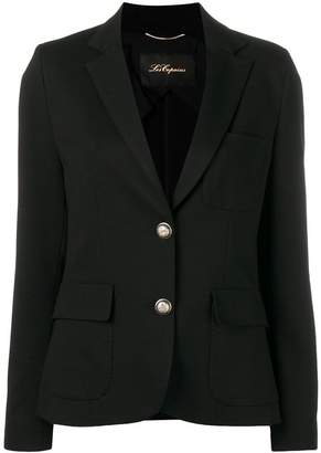 Les Copains classic single-breasted blazer