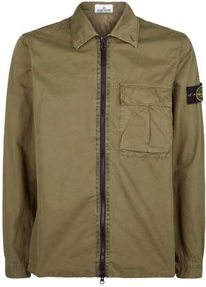 Stone Island Zip-Through Jacket