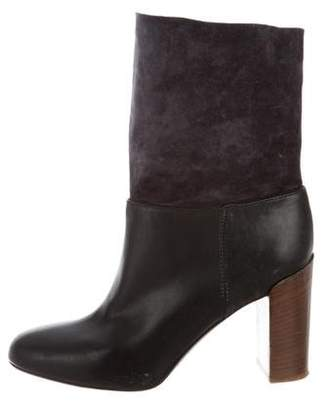Vince Chase Round-Toe Boots