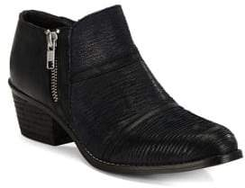 Charles by Charles David Farren Leather Ankle Booties