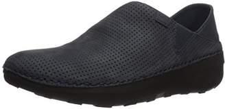 FitFlop Women's Superloafer (Nubuck) Loafers,38 EU