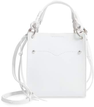 Rebecca Minkoff Mini Kate North/South Leather Tote
