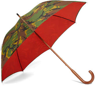 London Undercover Classic Solid Stick Umbrella