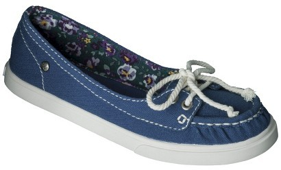 Mad Love Women's Lottie Boatshoes - Assorted Colors