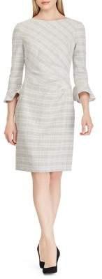 Lauren Ralph Lauren Plaid Sheath Dress