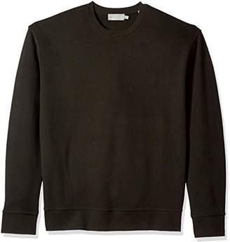 Vince Men's Seamed Crew Knit