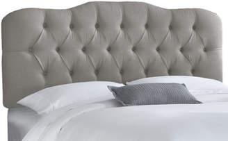 Wayfair Custom Upholstery Valdosta Upholstered Panel Headboard