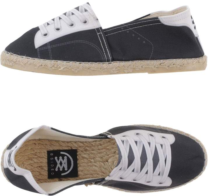 B Sided Espadrilles - Item 44952092