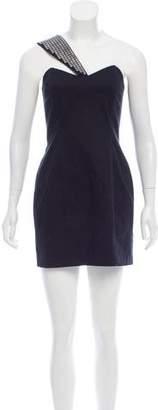 Mason One-Shoulder Mini Dress