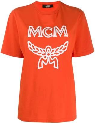 MCM logo print T-shirt