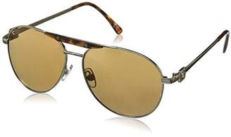 Foster Grant Women's Coast 6 Aviator Sunglasses