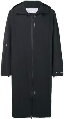 27265b1fde Oakley By Samuel Ross hooded long coat