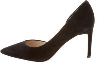 Tory BurchTory Burch Classic d'Orsay 85MM Pumps w/ Tags
