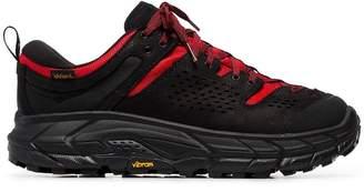 Engineered Garments Hoka One One black x ultra lightweight sneakers
