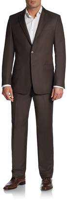 Versace Men's Slim-Fit Solid Woven Suit