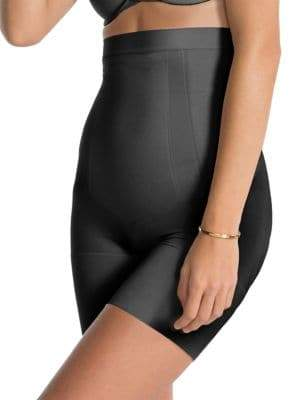 Spanx OnCore High-Waisted Mid-Thigh Shaper