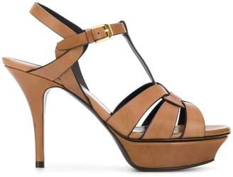 Saint Laurent Tribute 105 sandals
