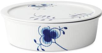 Royal Copenhagen Blue Fluted Mega 1.5-Qt. Porcelain Covered Dish