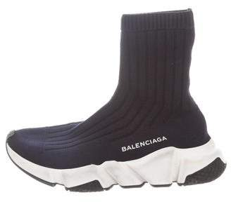 Balenciaga Knit Speed Trainer Sneakers
