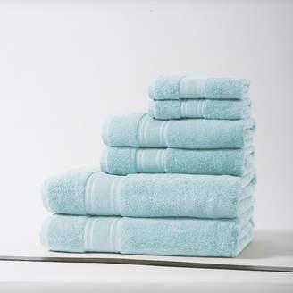 Home Fashion Designs Lucca Luxury Turkish Cotton 6 Piece Towel Set