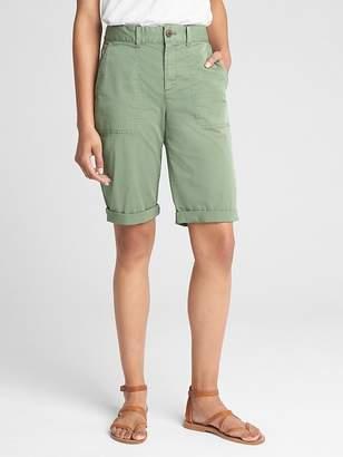 Gap Utility Bermuda Shorts