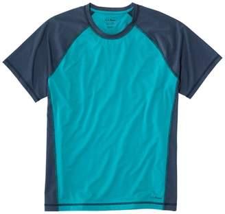L.L. Bean Men's L.L.Bean UPF 50+ Sun Shirt, Color Block
