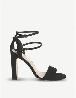 Office Hypnotize faux-leather heeled sandals