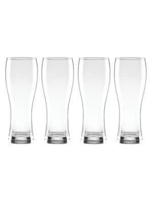 Lenox Tuscany Classics Wheat Beer Glasses Set of 4