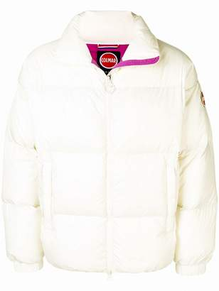 Colmar padded water-resistant jacket